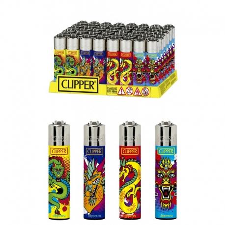 CLIPPER COLOR DRAGONS